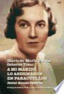 Diario de María Teresa Osborne Tosar