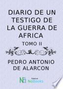 Diario de un testigo de la guerra de Africa