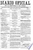 Diario oficial de la República de Chile