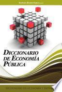 Diccionario de economía pública