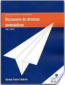 Diccionario de términos aeronáuticos