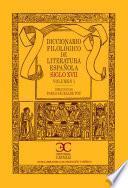 Diccionario filológico de literatura española (Siglo XVII)