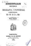 Diccionario historico o Biografia universal