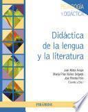 Didáctica de la lengua y de la literatura