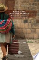 Dios opta por los pobres