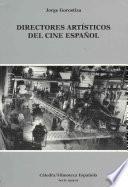 Directores artísticos del cine español