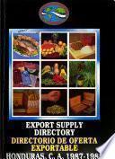 Directorio de oferta exportable