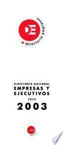 Directorio nacional empresas y ejecutivos