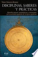 Disciplinas, saberes y prácticas