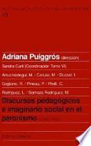 Discursos pedagógicos e imaginario social en el peronismo, 1945-1955