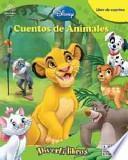 Disney Cuentos de Animales Diverti Libros / Animal Tales My Busy Books