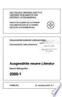 Documentación latinoamericana