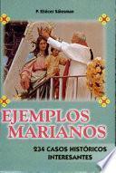 EJEMPLOS MARIANOS