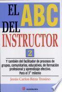 El abc del instructor / ABC Instructor