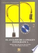 El análisis de la imagen fotográfica
