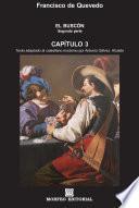 El Buscón. Segunda parte, Capítulo 3 (texto adaptado al castellano moderno por Antonio Gálvez Alcaide)