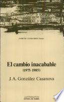 El cambio inacabable (1975-1985)