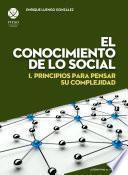 El conocimiento de lo social
