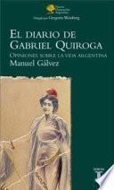 El diario de Gabriel Quiroga