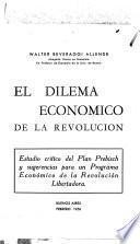 El dilema económico de la revolución