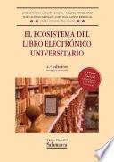 El ecosistema del libro electrónico universitario