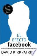 El efecto Facebook