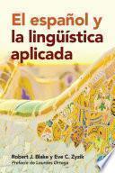 El español y la lingüística aplicada