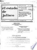 El Estado de Jalisco