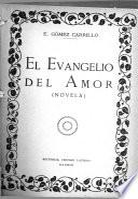 El evangelio del amor (novela) ...