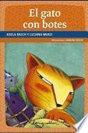 El gato con botes