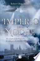 El imperio de la noche (Serie de Christopher Marlowe Cobb 3)