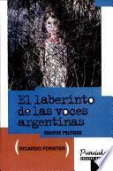 El laberinto de las voces argentinas