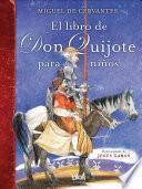 El libro de Don Quijote para niños
