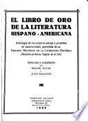 El libro de oro de la literatura hispano-americana