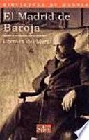 El Madrid de Baroja