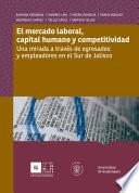 El mercado laboral, capital humano y competitividad: una mirada a través de egresados y empleadores en el Sur de Jalisco