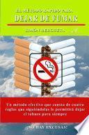 El método rápido para dejar de fumar