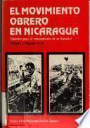 El movimiento obrero en Nicaragua