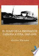 El ocaso de la emigración canaria a Cuba, 1920-1935