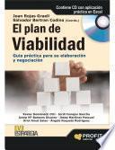 El plan de viabilidad