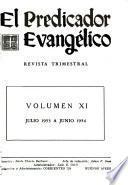 El Predicador evangélico