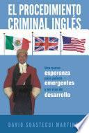 El procedimiento criminal inglés