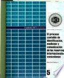 El proceso contable de identificación, medición y comunicación de las reservas internacionales venezolanas