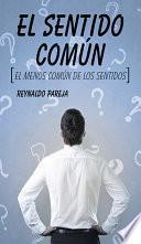 El SENTIDO COMÚN