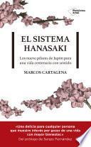 El sistema Hanasaki