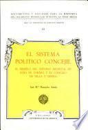 El sistema político concejil. El ejemplo del señorío medieval de Alba de Tormes y su concejo de Villa y Tierra