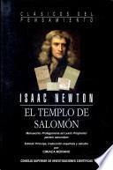 El templo de Salomón