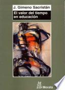 El valor del tiempo en educación