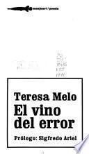El vino del error