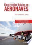 Electricidad básica en aeronaves